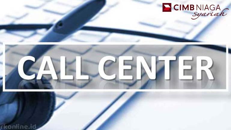 Call Center CIMB Niaga Syariah