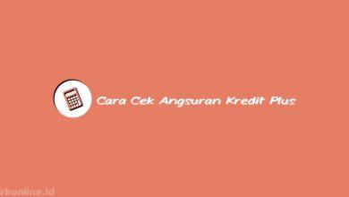 Cara Cek Angsuran Kredit Plus