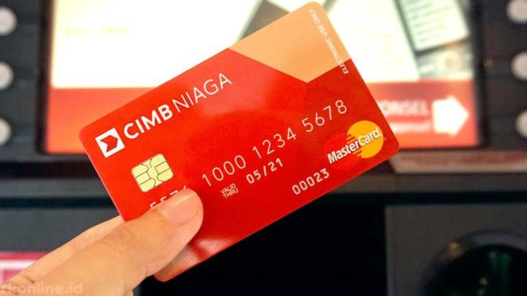 Cek-Angsuran-Bank-CIMB-Niaga-Lewat-ATM