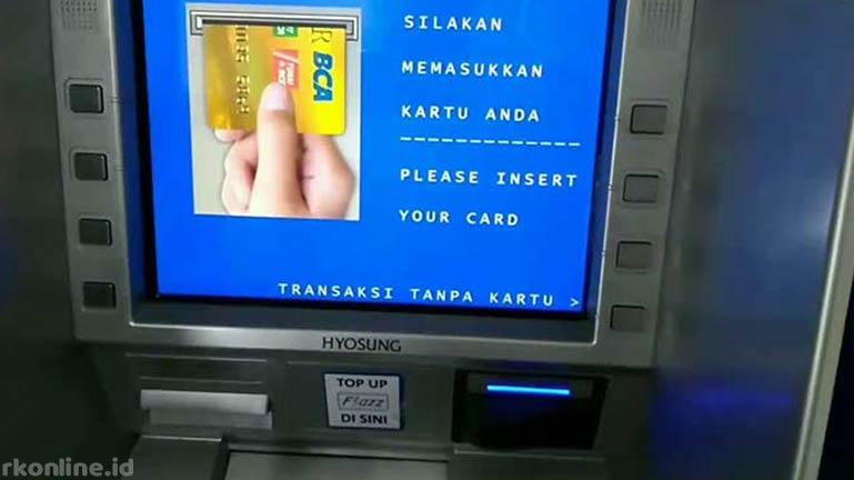 Cek Angsuran Lewat ATM BCA