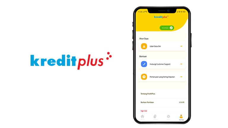 Cek Angsuran Lewat Kreditplus Mobile