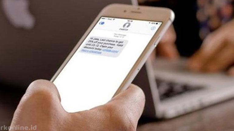 Cek Angsuran Lewat SMS Banking