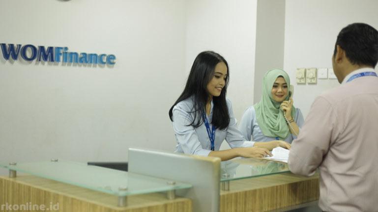 Cek Angsuran ke Kantor Cabang WOM Finance