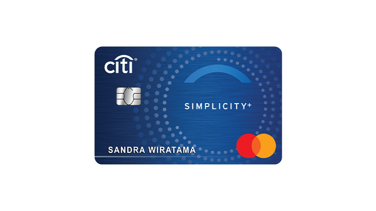 Citibank Citi Simplicity+