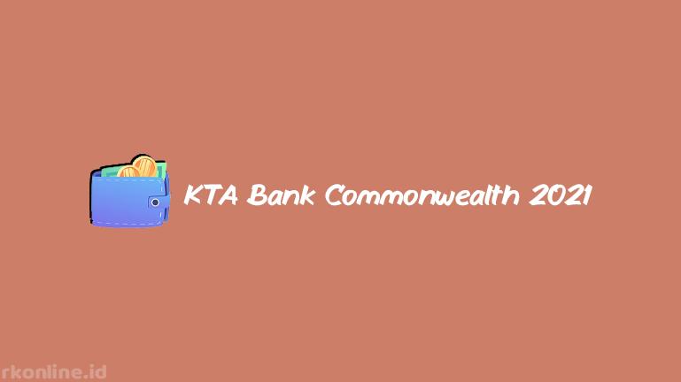 KTA Bank Commonwealth 2021