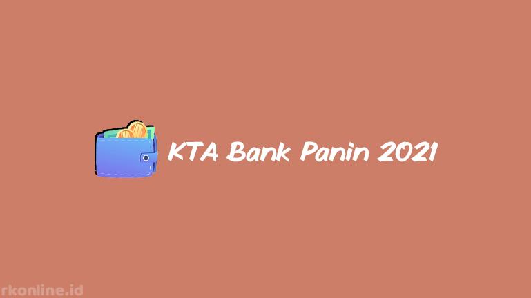 KTA BANK PANIN 2021