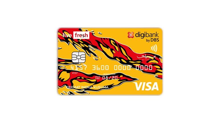 Kartu Kredit DBS Digibank