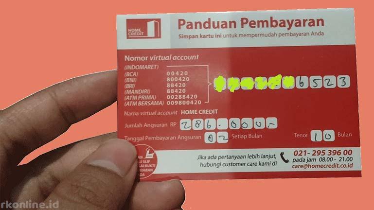 Lewat Kartu Cicilan Home Credit