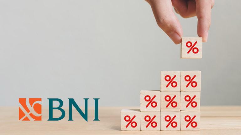 SUKU BUNGA KTA BANK BNI 2021