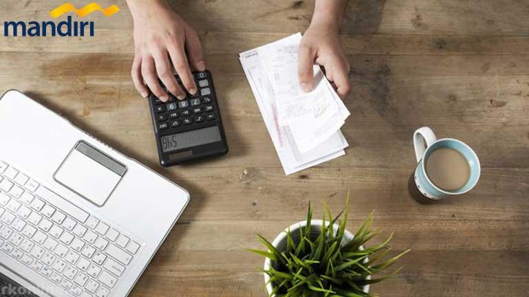 Syarat Cek Angsuran Pinjaman Mandiri