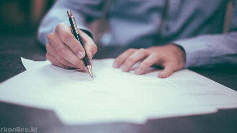 Syarat Pembuatan Surat Perjanjian Pinjaman Uang Tanpa Jaminan