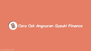 Syarat-dan-Cara-Cek-Angsuran-Suzuki-Finance